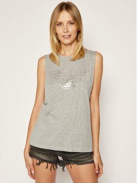 Emporio Armani Underwear Emporio Armani Underwear Marškinėliai 164007 9P291 00748 Pilka Regular Fit