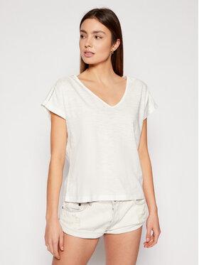 Roxy Roxy Marškinėliai Starry Dream ERJKT03651 Balta Regular Fit