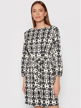 Marella Marella Kleid für den Alltag Adorato 32260313 Beige Regular Fit
