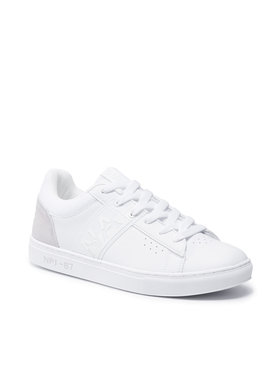 Napapijri Napapijri Sneakersy Birch NP0A4FWA Biela