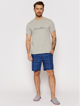 Calvin Klein Underwear Calvin Klein Underwear Piżama 000NM1746E Kolorowy