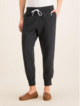Polo Ralph Lauren Polo Ralph Lauren Spodnie dresowe 211794397 Czarny Regular Fit