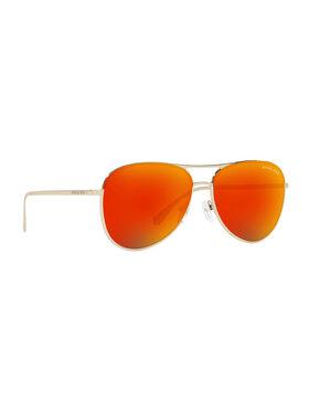 Michael Kors Michael Kors Okulary przeciwsłoneczne Kona 0MK1089 10146Q Złoty