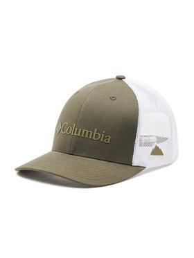 Columbia Columbia Czapka z daszkiem Snap Back Hat CU9186 Zielony