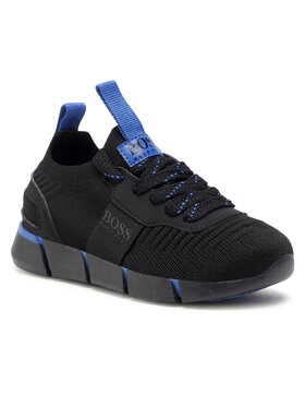 Boss Boss Sneakersy J29217 D Čierna