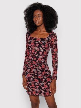 Desigual Desigual Ежедневна рокля MONSIEUR CHRISTIAN LACROIX Roma 21WWVK67 Черен Slim Fit