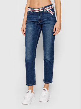 Tommy Hilfiger Tommy Hilfiger Jeans Rome WW0WW30212 Blu scuro Straight Fit