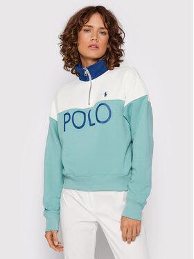 Polo Ralph Lauren Polo Ralph Lauren Sweatshirt 211843285001 Vert Loose Fit