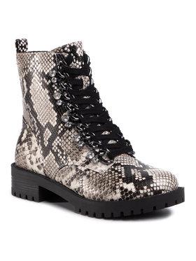 Guess Guess Outdoorová obuv Hinlee FL7HIE PEL10 Béžová