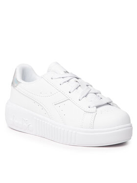 Diadora Diadora Sneakers Game Step Ps 101.177377 01 C6103 Bianco