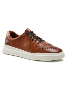 Cole Haan Cole Haan Sneakersy Gr Rlly Lsr Cut Snkr C31218 Hnedá