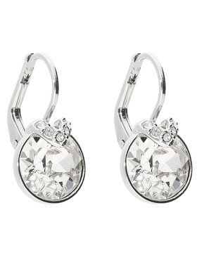 Swarovski Swarovski Boucles d'oreilles Pe Drop V 5292855 Argent