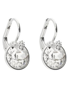 Swarovski Swarovski Ohrringe Pe Drop V 5292855 Silberfarben