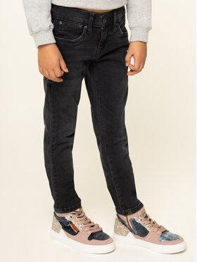 Pepe Jeans Pepe Jeans Jeansy Pixlette PG200242 Černá Skinny Fit