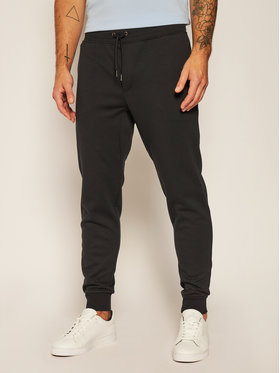 Polo Ralph Lauren Polo Ralph Lauren Παντελόνι φόρμας Core Replen 710652314001 Μαύρο Regular Fit