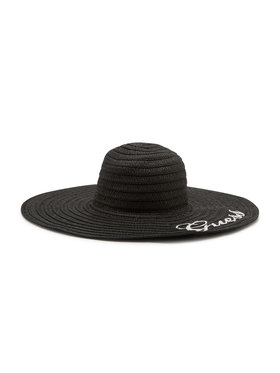 Guess Guess Klobúk Not Coordinated Hats AW8616 COT01 Čierna
