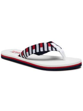 Tommy Jeans Tommy Jeans Flip-flops Flag Webbing beach Sandal EN0EN01295 Fehér