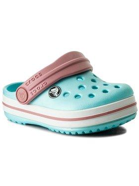 Crocs Crocs Klapki Crocband Clog K 204537 Niebieski