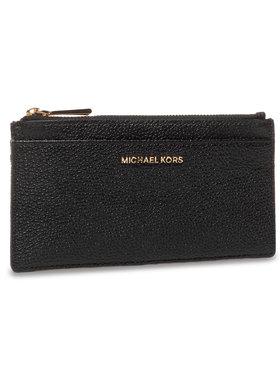 MICHAEL Michael Kors MICHAEL Michael Kors Kulcstartó Jet Set 34F9GF6D7L Fekete
