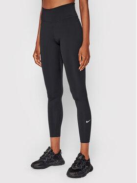Nike Nike Leginsai Dri-FIT One DD0252 Juoda Tight Fit