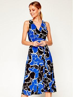 Lauren Ralph Lauren Lauren Ralph Lauren Sukienka codzienna Sp20 1 250785971 Niebieski Regular Fit