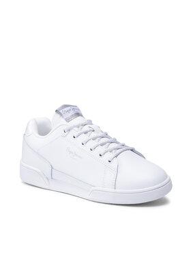 Pepe Jeans Pepe Jeans Снікерcи Lambert Chic PLS31247 Білий