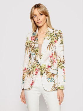 Marciano Guess Marciano Guess Blazer Floral Print 1GG200 9538Z Multicolore Regular Fit