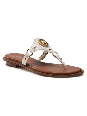 MICHAEL Michael Kors MICHAEL Michael Kors Flip-flops Conway Sandal 40S1COFA1L Fehér