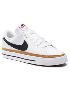 Nike Nike Topánky Court Legacy CU4149 102 Biela