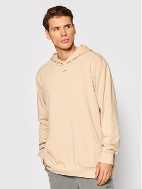 Outhorn Outhorn Суитшърт BLM621 Бежов Oversize