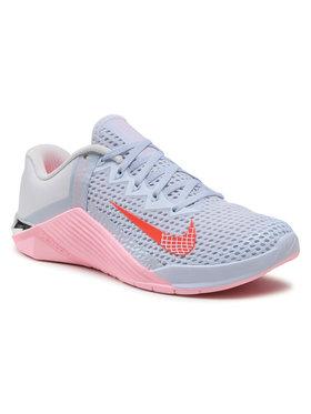 Nike Nike Scarpe Metcon 6 AT3160 001 Grigio
