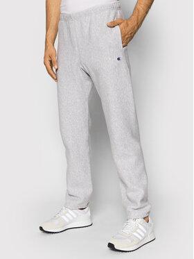 Champion Champion Pantalon jogging Elasticated Cuffs 216540 Gris Custom Fit