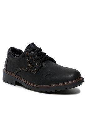 Rieker Rieker Chaussures basses B4610-00 Noir
