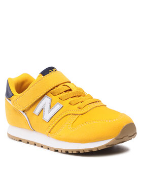 New Balance New Balance Sneakersy YV373WD2 Żółty
