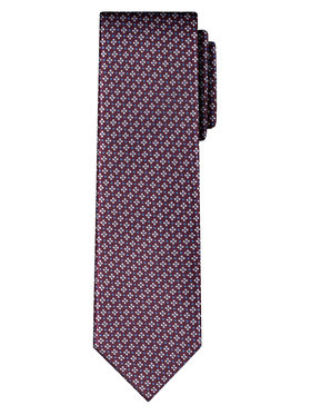 Vistula Vistula Krawat Conrad XY1061 Bordowy