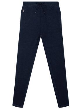 Polo Ralph Lauren Polo Ralph Lauren Spodnie dresowe Core Replen 312698768002 Granatowy Regular Fit