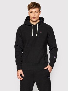 Champion Champion Sweatshirt Reverse Weave C Logo 216496 Schwarz Regular Fit