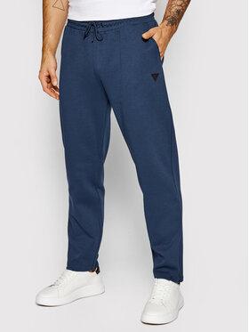 Guess Guess Pantaloni da tuta U1BA06 JR06S Blu scuro Regular Fit