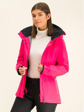 Roxy Snowboardová bunda Wilder ERJTJ03213 Ružová Short Fit
