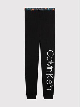Calvin Klein Underwear Calvin Klein Underwear Pantaloni pijama B70B700360 Negru