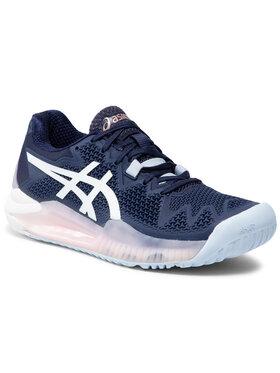 Asics Asics Chaussures Gel-Resolution 8 1042A072 Bleu marine