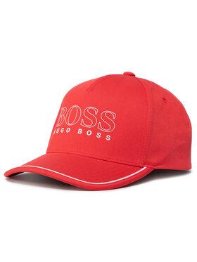 Boss Boss Czapka z daszkiem Cap-Basic-1 50418769 Czerwony