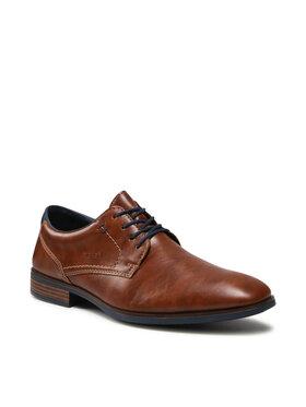 Rieker Rieker Chaussures basses 10112-24 Marron