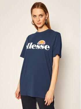 Ellesse Ellesse T-Shirt Albany SGS03237 Σκούρο μπλε Regular Fit