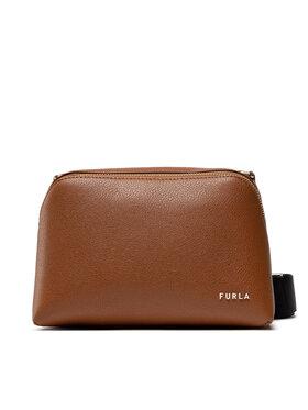 Furla Furla Handtasche Amica WB00322-BX0006-GHN00-1-007-20-BG-B Braun