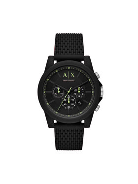 Armani Exchange Armani Exchange Montre Outerbanks AX1344 Noir