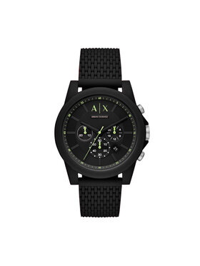 Armani Exchange Armani Exchange Orologio Outerbanks AX1344 Nero