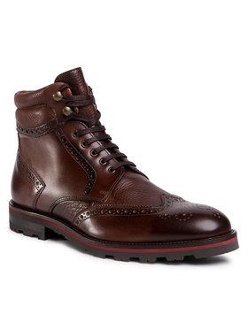 Lloyd Lloyd Outdoorová obuv Reboly 20-620-37 Bordová