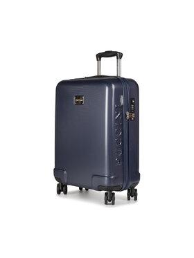 Puccini Puccini Kis kemény borítású bőrönd Panama PC029C 7A Sötétkék