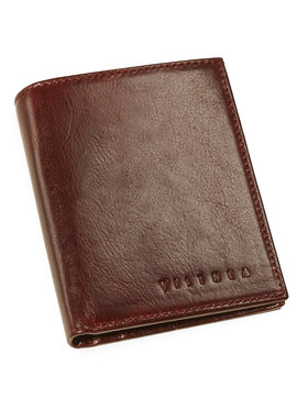 Vistula Vistula Velká pánská peněženka Tadley XA7080 Hnědá